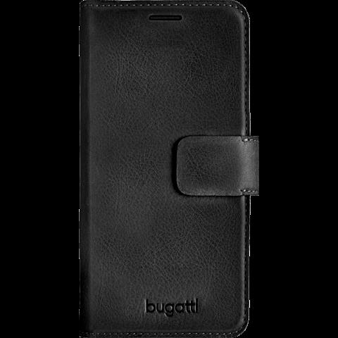 bugatti Booklet Zürich Schwarz Samsung Galaxy S8+ 99926375 vorne
