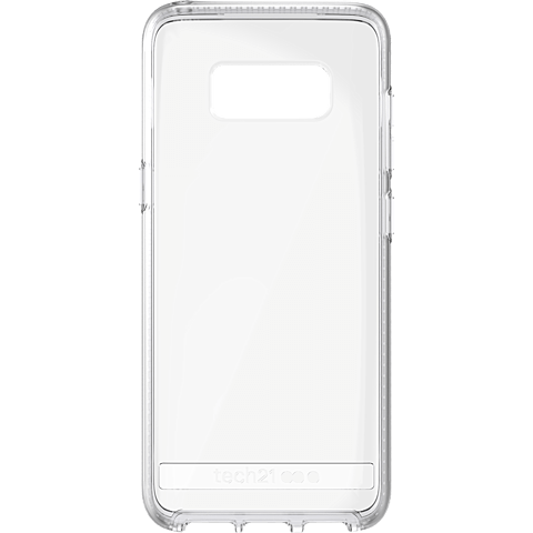 Tech21 Pure Clear Hülle Transparent Samsung Galaxy S8 99926377 hinten