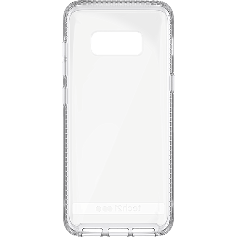 Tech21 Pure Clear Hülle Transparent Samsung Galaxy S8 99926377 vorne