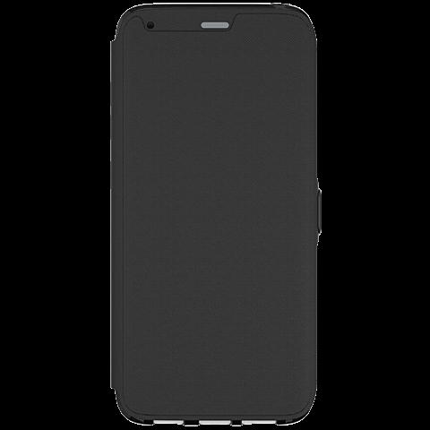 Tech21 Evo Wallet Hülle Schwarz Samsung Galaxy S8 99926378 vorne