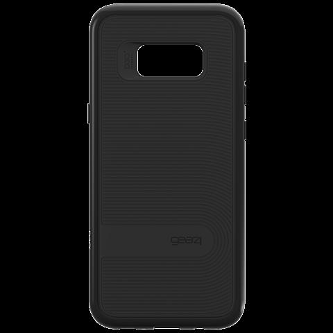 gear4 Battersea Case Schwarz Samsung Galaxy S8+ 99926371 vorne
