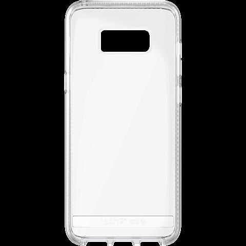 Tech21 Pure Clear Hülle Transparent Samsung Galaxy S8+ 99926380 hinten
