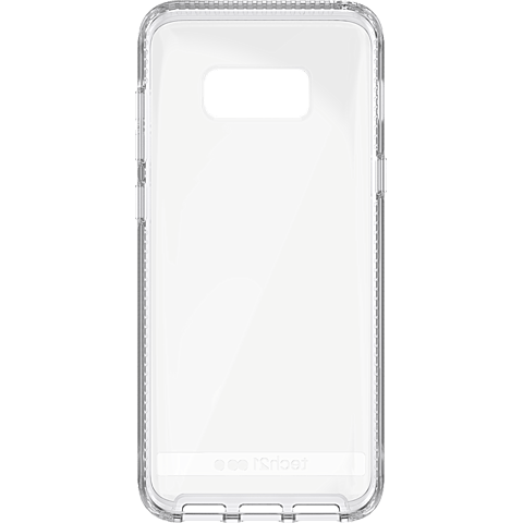 Tech21 Pure Clear Hülle Transparent Samsung Galaxy S8+ 99926380 vorne