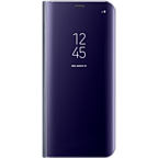 Samsung Clear View Cover Violett Galaxy S8+ 99926496 kategorie