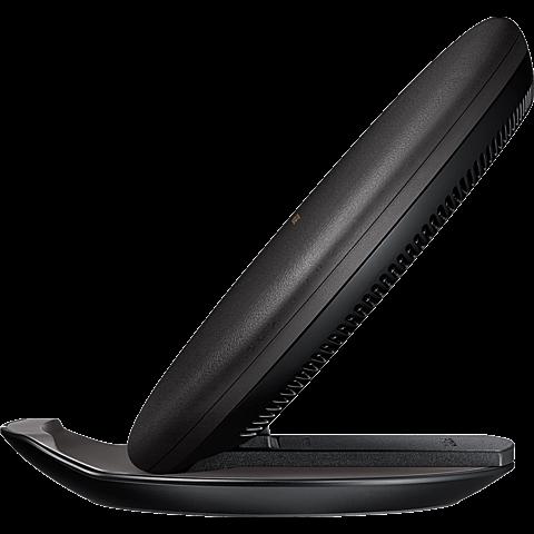 Samsung Induktive Ladestation Samsung Galaxy S8+ Schwarz 99926498 seitlich