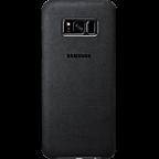Samsung Alcantara Cover silbergrau Samsung S8+ 99926487 kategorie