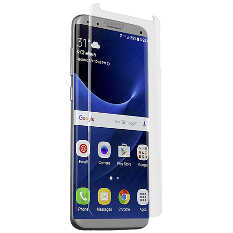 ZAGG InvisibleShield Glass Contour Samsung Galaxy S8 99926461 vorne