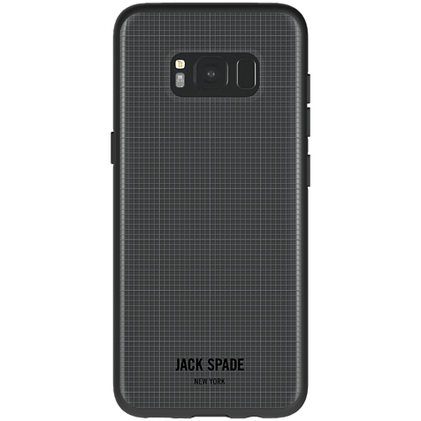 Jack Spade Graph Check Case Clear Samsung Galaxy S8 99926438 hero