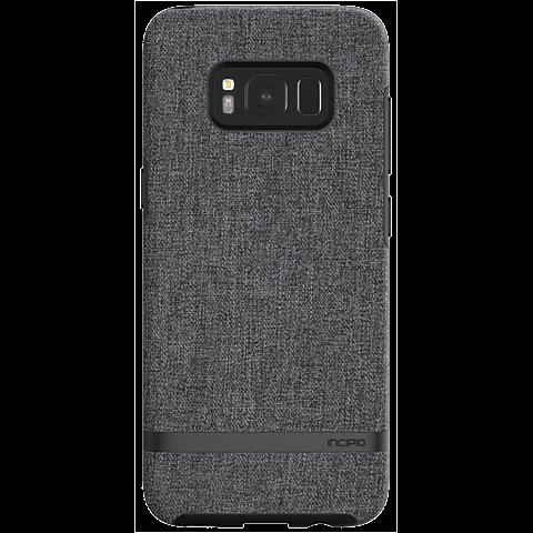 Incipio Esquire Series Carnaby Case Gray Samsung Galaxy S8 99926433 hinten