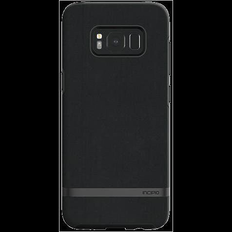 Incipio Esquire Series Carnaby Case Black Samsung Galaxy S8 99926432 hero