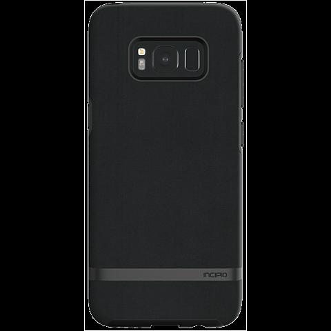 Incipio Esquire Series Carnaby Case Black Samsung Galaxy S8 99926432 hinten