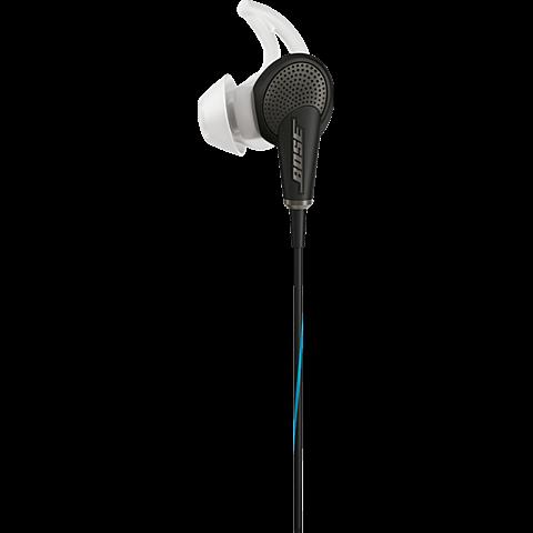 BOSE QuietComfort 20 Samsung schwarz seitlich 99923818