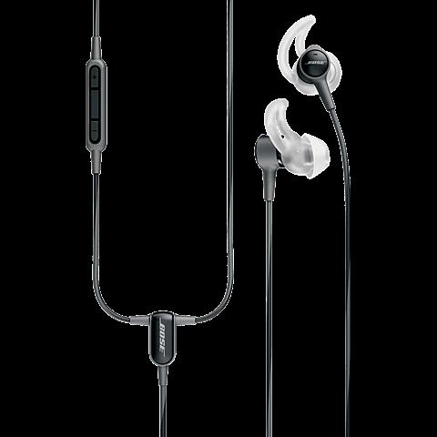 BOSE SoundTrue Ultra IE Samsung schwarz vorne 99923861