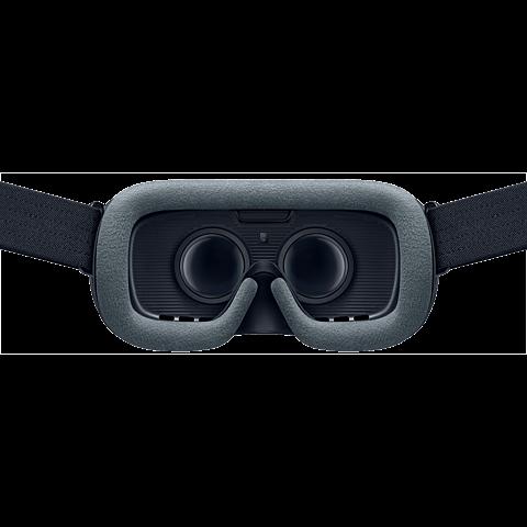Samsung Gear VR (SM-R324) Schwarz mit Controller 99926535 hinten