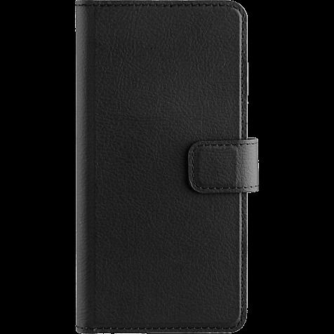 xqisit Slim Wallet Selection Schwarz Huawei P10 lite 99926338 hero