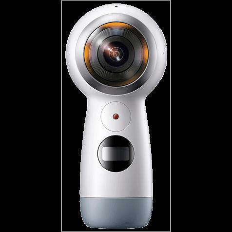 Samsung Gear 360 Kamera (2017) Weiß 99926534 hero