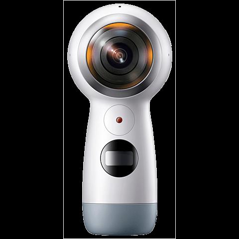 Samsung Gear 360 Kamera (2017) Weiß 99926534 vorne