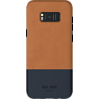 Jack Spade Colorblock Case Fulton Leather Tan Navy Samsung Galaxy S8+  99926435 kategorie