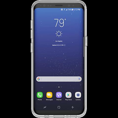 Kate Spade New York Hardshell Case Samsung Galaxy S8 Confetti Dot Clear 99926424 vorne