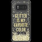 Kate Spade New York Liquid Case Samsung Galaxy S8 Glitter Gold 99926422 kategorie
