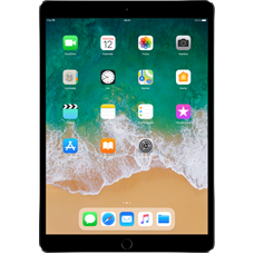 Apple iPad Pro 10,5'' WiFi Spacegrau katalog