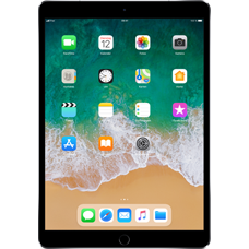 Apple iPad Pro 10,5'' WiFi und Cellular Spacegrau katalog