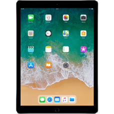 Apple 12,9 iPad Pro Wifi Space Grau katalog