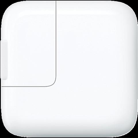 Apple 12W USB Power Adapter Netzteil Weiß 99920196 vorne