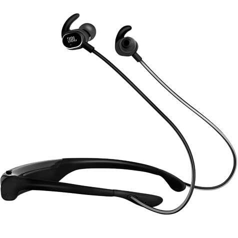 JBL Reflect Response In-Ear Bluetooth-Kopfhörer Schwarz 99926728 hero