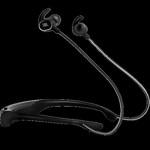 JBL Reflect Response In-Ear Bluetooth-Kopfhörer Schwarz 99926728 seitlich