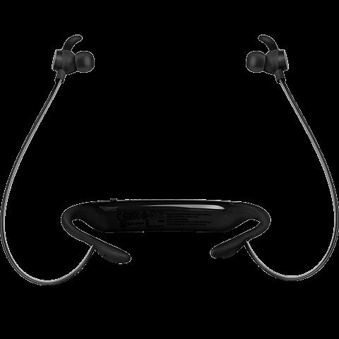 JBL Reflect Response In-Ear Bluetooth-Kopfhörer Schwarz 99926728 vorne