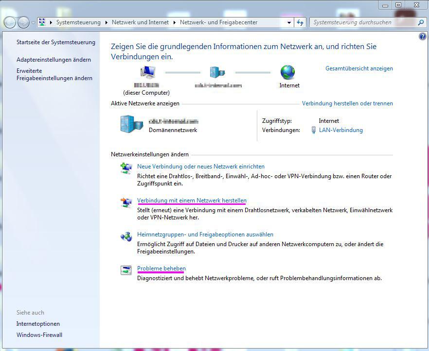 Konfigurationsseite Speedport Telekom Hilfe