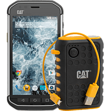CAT S40 + Powerbank