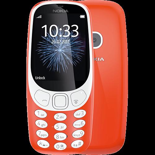 Nokia 3310 Rot