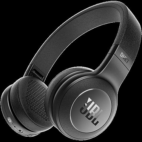 JBL Duet BT Bluetooth-On-Ear Kopfhörer Schwarz 99926730 hero