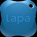 Lapa Bluetooth-Tracker Blau 99926814 kategorie