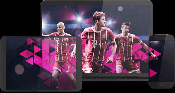 So schauen Sie FC Bayern.tv live