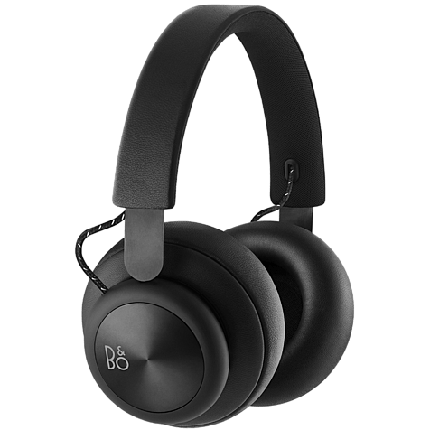 B&O BeoPlay H4 Black Over-Ear Bluetooth-Kopfhörer 99926970 hero