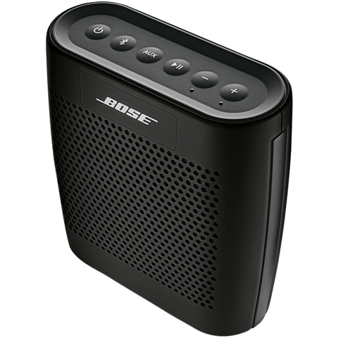 BOSE SoundLink Color Bluetooth Speaker II Grau 99925392 seitlich