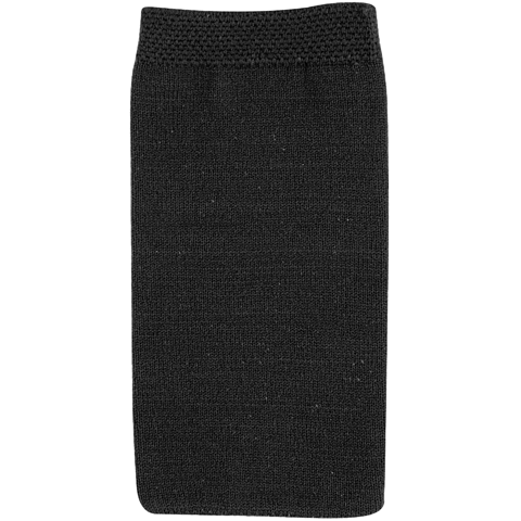 xqisit Universal Socke Schwarz 99926796 vorne