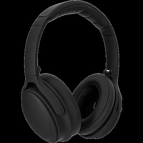 xqisit OE 400 ANC sw BT-Over-Ear Kopfhörer 99927180 vorne