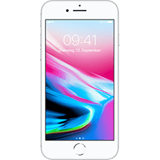 Apple iPhone 8 Silber Katalog