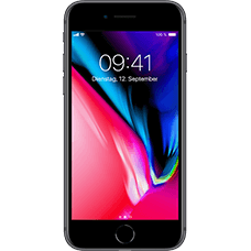Apple iPhone 8 Space Grau Katalog
