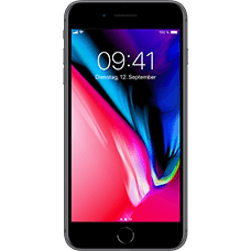 Apple iPhone 8 Plus Space Grau Katalog