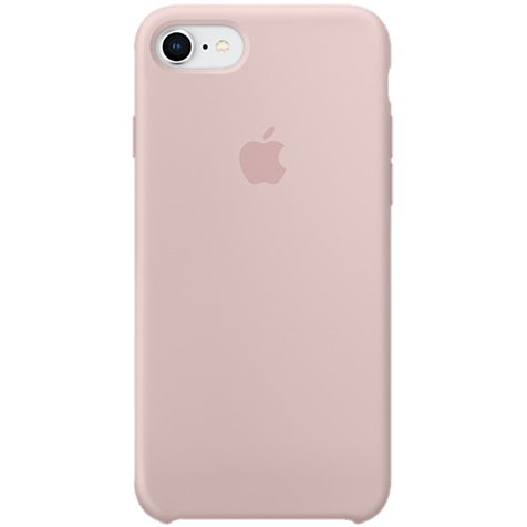 Apple Silikon Case iPhone 8 Sandrosa 99927261 hero