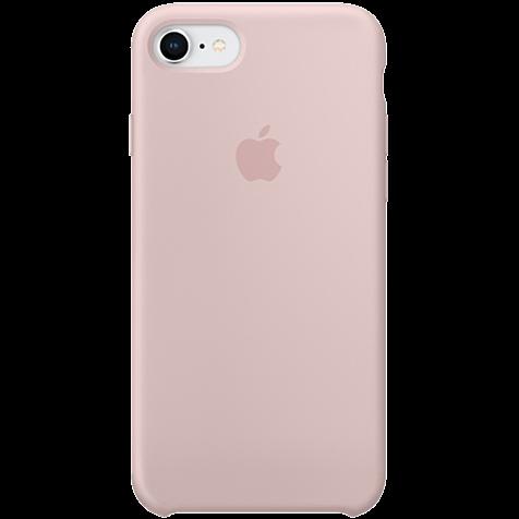 Apple Silikon Case iPhone 8 Sandrosa 99927261 hero