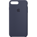 Apple Silikon Case iPhone 8 Plus - Mitternachtsblau 99927257 kategorie