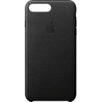 Apple iPhone 8 Plus Leder Case - Schwarz 99927262 kategorie