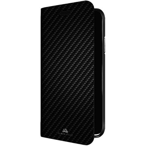 BlackRock Booklet Flex Carbon iPhone X - Schwarz 99927099 hero