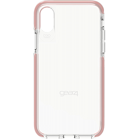 gear4 Cover Picadilly iPhone X - Rosegold 99927068 vorne